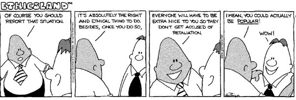 Ethics cartoon